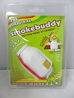 The Original Smoke Buddy Personal Air Filter White