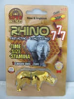 Rhino 777 Gold 30k in Rhino Container
