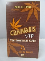 Cannabis VIP 1-1/4 25 Booklets