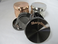 Sharpstone 63mm Edged 4 Part Grinder *NEW*