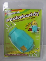 The Original Smoke Buddy Personal Air Filter Teal