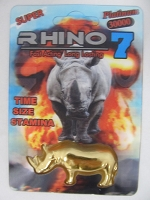 Super Rhino 7 Platinum 30k (Gold)
