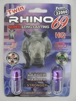 Rhino 69 Twin Power 22k