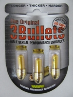 The Original 3 Bullets Gold