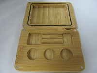 Medium Bamboo Rolling Tray 6.25