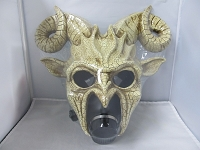 Horned Demon Gas Mask