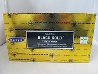 Nag Champa Black Gold 15g 12 Pack