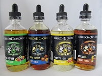 Cheech & Chong Wake & Vape 120ml E-Juice