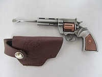 Arsenal Dabber Tool Revolver w/ Leather Holster