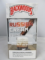 Backwood Russian Cream 8/5Pack