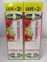 White Owl Cigarillos Save On 2 ~ 30ct Pouch (Strawberry Kiwi)