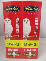 White Owl Cigarillos Save On 2 ~ 30ct Pouch (Strawberry)