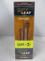 Garcia Y Vega Game Leaf Save On 2 ~ 30ct Pouch (Natural)