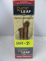 Garcia Y Vega Game Leaf Save On 2 ~ 30ct Pouch (Sweet Aromatic)