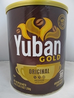 Yuban Gold Large 44oz Stash Container