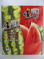 4K's Cigarillos 4pk 60ct Pouch (Watermelon)