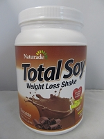 Total Soy Weight Loss Shake 19oz Stash Can