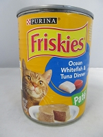 Friskies Cat Food 13oz Stash Can