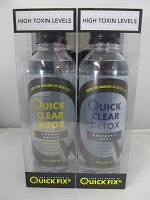 Quick Fix Clear 20oz Detox w/ 8 Flush Pills