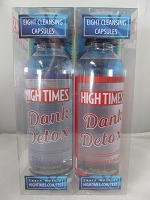 High Times Dank 20oz Detox w/ 8 Flush Pills