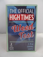 High Times Two THC Urine Test Kit Plus 3oz Control Sample