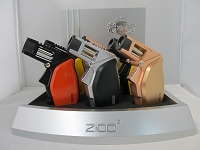 Zico ZD-58 1Flame Torch 6ct Display