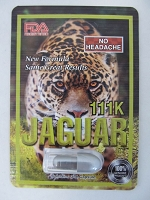Jaguar 111k FDA Registered