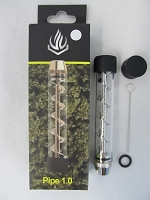 LVSmoke Twist Glass Blunt 1.0