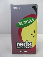 Reds Berries E-Juice 3mg Nicotine 60ml