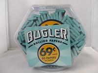 Bugler Paper 100ct Jar 69cent