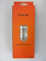 SmokTech Pen 22 Dual Core 0.3 ohm Coil 5ct