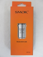 SmokTech Stick AIO 0.6 ohm Coil 5ct