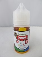 POD Juice 55mg Salt Nic 30ml (Loops)