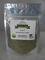 Biorganic Farm All Natural CBD Smokeable Tea Blend 10 gram Special Sauce - 15.3%  (Peppermint Infused)