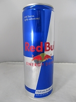 Large Redbull 16oz Stash Can