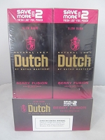 Dutch Master Deluxe Save More With 2- 2/30ct Pouch (Berry Fusion)