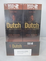 Dutch Master Deluxe Save More With 2- 2/30ct Pouch (Java Fusion)