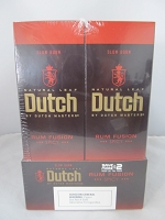Dutch Master Deluxe Save More With 2- 2/30ct Pouch (Rum Fusion)