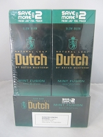 Dutch Master Deluxe Save More With 2- 2/30ct Pouch (Mint Fusion)