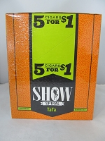 Show Cigarillos 5 Cigars For $1 ~ 15ct Pouch (TaTa)