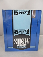 Show Cigarillos 5 Cigars For $1 ~ 15ct Pouch (Blue Palma)