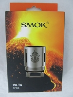 SmokTech TFV8 T6 Coil 3ct