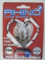 Rhino Love 97K - 24ct Display FDA Registered