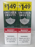 Swisher Sweet Cigarillos 2/$1.49 ~ 30ct Pouch (Boozy Watermelon)