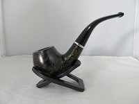 Premium Wood Pipe w/ Stand Style A