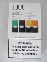 JUUL Flavor Variety Pack 5% Strength PODS 4-Pack