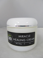 CBD The Cure All Miracle Healing Cream 100mg 4oz