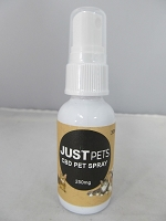 Just CBD Pet Spray 250mg 30ml