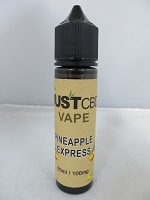 Just CBD Vape E-Juice 100mg 60ml Pineapple Express
