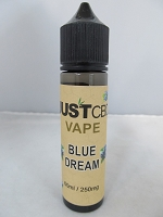 Just CBD Vape E-Juice 250mg 60ml Blue Dream